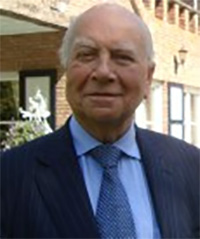 Minister prof. Mark Eyskens