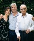 Vic, Bert en Britt Anciaux