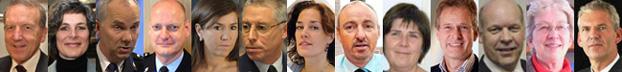 Hoogleraren, docenten en praktijkopleiders van de Leergang